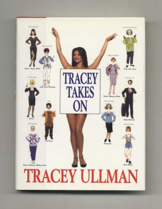 Tracey Takes On - 1st Edition/1st Printing. Tracey Ullman