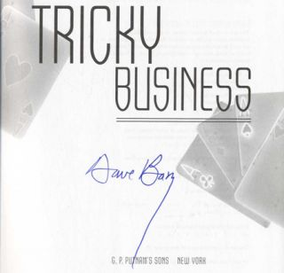 Tricky Business - 1st Edition/1st Printing. Dave Barry