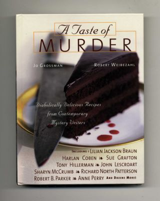 A Taste of Murder - 1st Edition/1st Printing