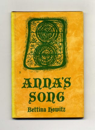 Anna's Song - 1st Edition/1st Printing