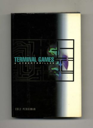 Terminal Games - 1st Edition/1st Printing