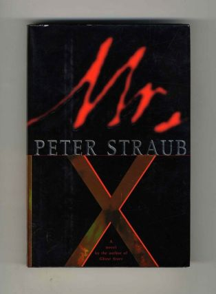 Mr. X - 1st Edition/1st Printing. Peter Straub