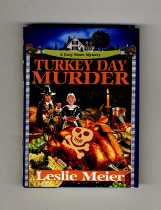 Turkey Day Murder - 1st Edition/1st Printing