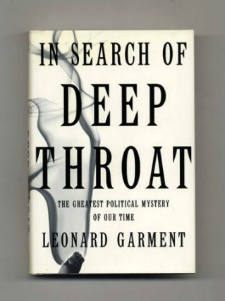 In Search of Deep Throat - 1st Edition/1st Printing