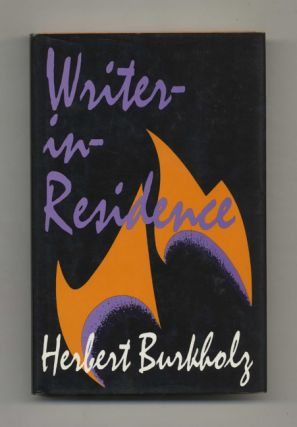 Writer-in-Residence - 1st Edition/1st Printing