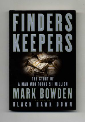 Finders Keepers - 1st Edition/1st Printing