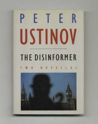 The Disinformer: Two Novellas - 1st US Edition/1st Printing