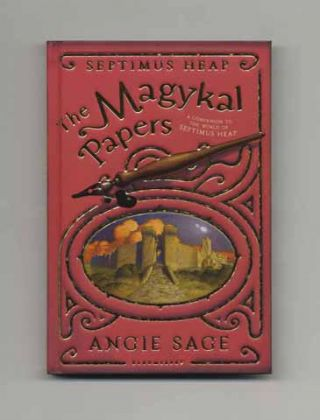 The Magykal Papers - 1st Edition/1st Printing