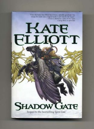Shadow Gate - 1st Edition/1st Printing