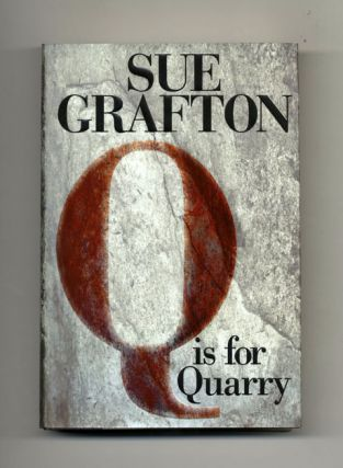 Q is for Quarry - 1st Edition/1st Printing