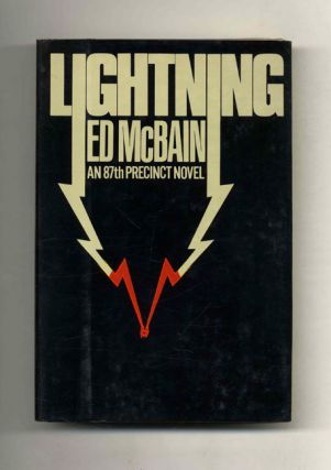 Lightning: an 87th Precinct Novel - 1st Edition/1st Printing