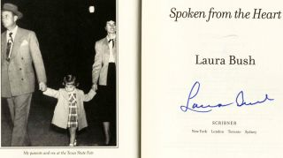 Spoken from the Heart - 1st Edition/1st Printing