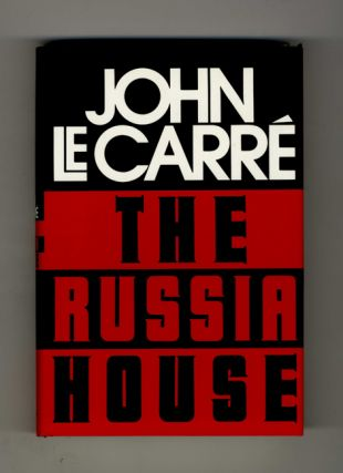 The Russia House - 1st US Edition/1st Printing