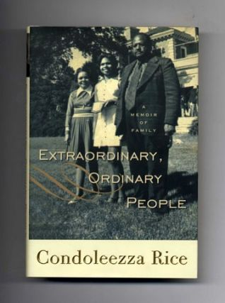 Extraordinary, Ordinary People: a Memoir of Family - 1st Edition/1st Printing