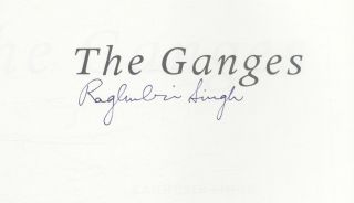 The Ganges - 1st Edition/1st Printing