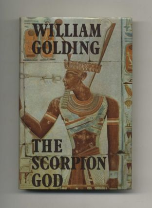 The Scorpion God - 1st Edition/1st Printing