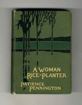 A Woman Rice-Planter - 1st Edition/1st Printing