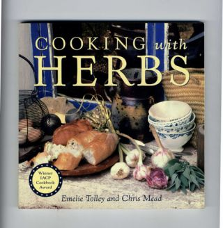 Cooking with Herbs. Emilie Tolley, Chris Mead