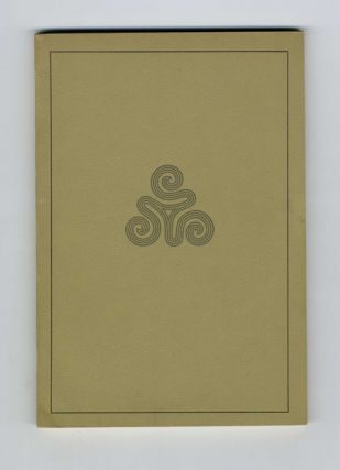 The Spiral Press through Four Decades: An Exhibition of Books and Ephemera - 1st Edition/1st...