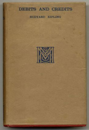 Debits and Credits - 1st Edition. Rudyard Kipling