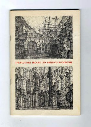 Ruddigore or the Witch's Curse - 1st Edition/1st Printing