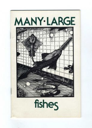 Many Large Fishes - 1st Edition/1st Printing. John Krüth
