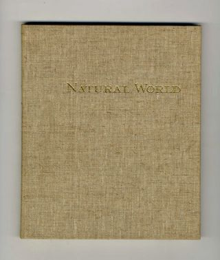 Natural World: A Bestiary - Limited Edition