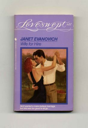 Wife for Hire - 1st Edition/1st Printing. Janet Evanovich