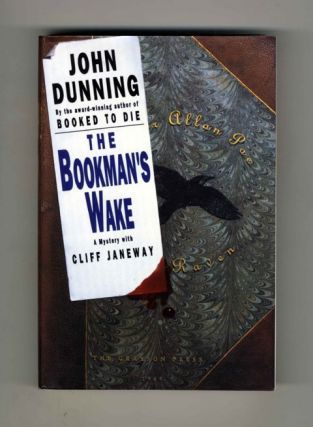 The Bookman's Wake - 1st Edition/1st Printing