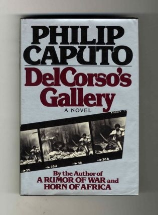 Delcorso's Gallery - 1st Edition/1st Printing