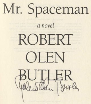 Mr. Spaceman - 1st Edition/1st Printing