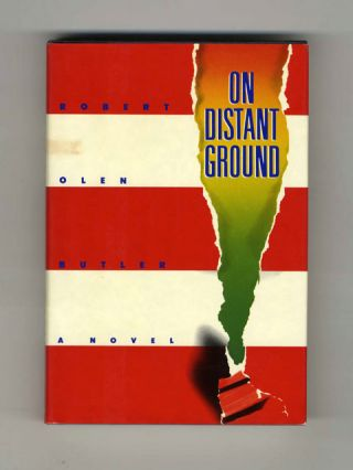 On Distant Ground - 1st Edition/1st Printing