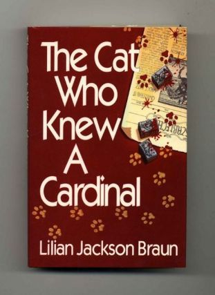 The Cat Who Knew a Cardinal - 1st Edition/1st Printing