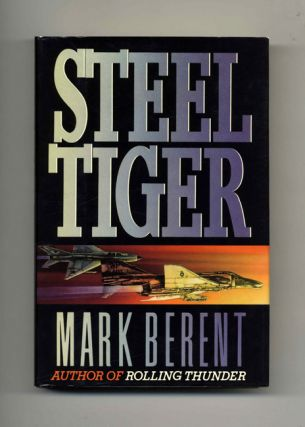 Steel Tiger - 1st Edition/1st Printing
