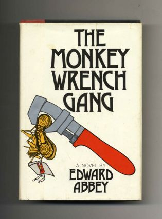 The Monkey Wrench Gang - 1st Edition/1st Printing