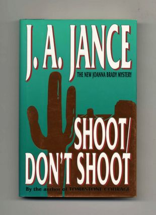 Shoot / Don't Shoot - 1st Edition/1st Printing