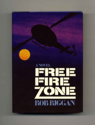 Free Fire Zone - 1st Edition/1st Printing