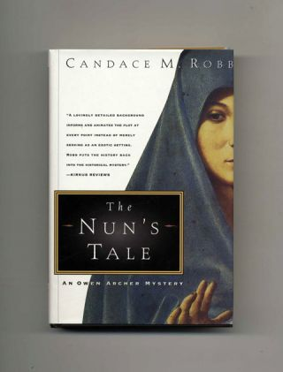 The Nun's Tale - 1st US Edition/1st Printing