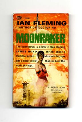 Moonraker - 1st Paperback Edition/1st Printing. Ian Fleming.