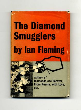 The Diamond Smugglers - 1st Edition/1st Printing
