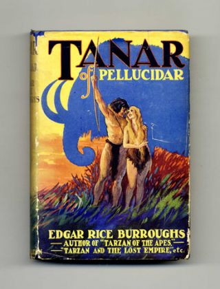 Tanar of Pellucidar - 1st Edition