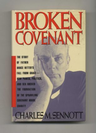 Broken Covenant - 1st Edition/1st Printing