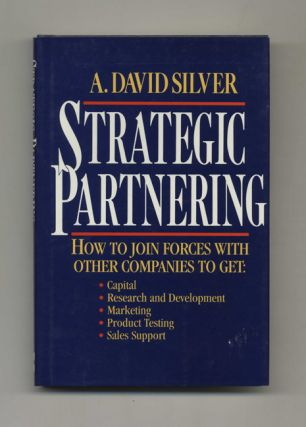 Strategic Partnering - 1st Edition/1st Printing