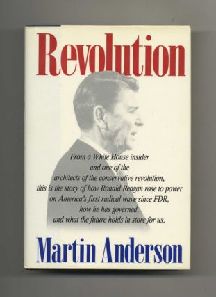 Revolution - 1st Edition/1st Printing. Martin Anderson
