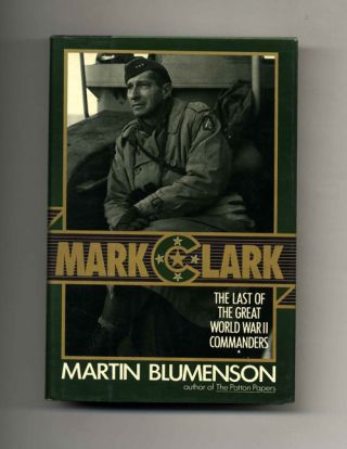 Mark Clark - 1st Edition/1st Printing
