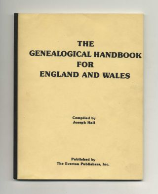 The Genealogical Handbook for England and Wales