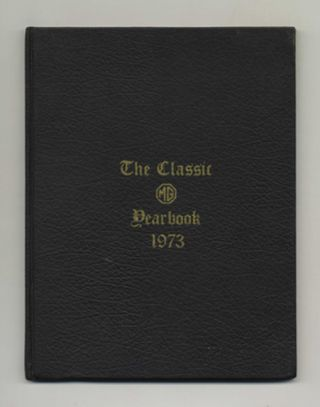 The Classic MG Yearbook 1973