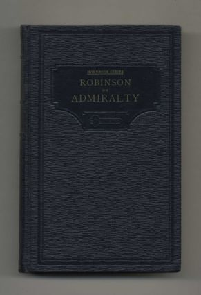 Handbook of Admiralty Law in the United States - 1st Edition/1st Printing