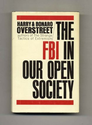 The FBI in Our Open Society - 1st Edition/1st Printing