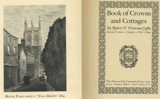 Book of Crowns and Cottages - 1st Edition/1st Printing